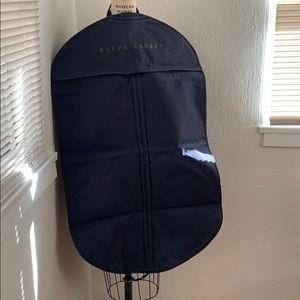 Ralph Lauren Fabric garment bag NEW
